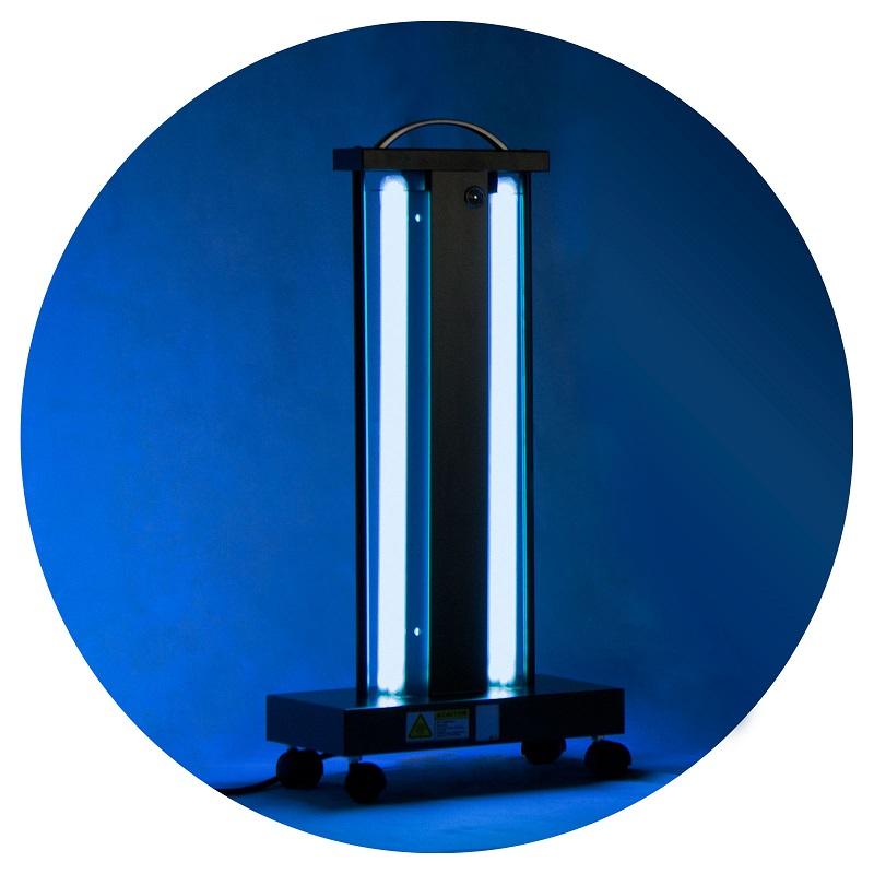 Lampă germicidă MOOVI UV